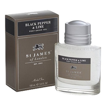 Black Pepper & Lime Post-Shave Gel