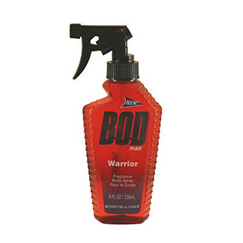 Parfums de Coeur Bod Man Warrior Fragrance Body Spray for Men