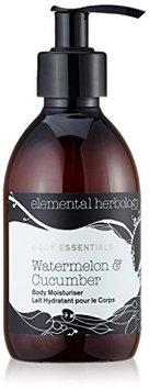 elemental herbology Waterlemon and Cucumber Body Moisturiser