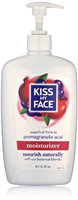 Kiss My Face Natural Moisturizer With Pomegranate and Acai