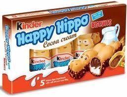 Kinder Happy Hippo Cocoa Cream