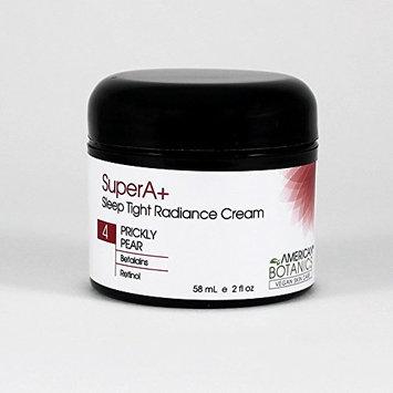 American Botanics Supera Sleep Tight Radiant Prickly Pear Rescue Cream with Brightening Complex