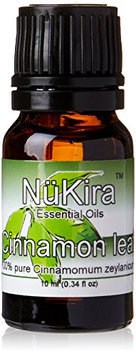 NuKira Cinnamon Leaf Essential Oil