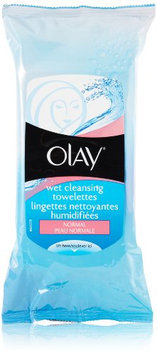 Olay Normal Wet Cleansing Cloths