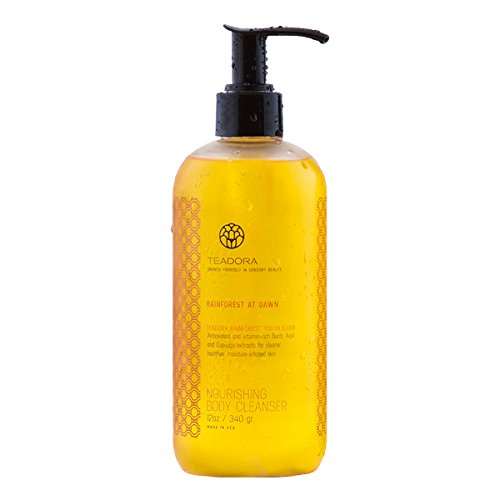 Teadora Rainforest At Dawn Body Cleanser