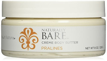 Naturally Bare Pralines Creme Body Butter Coconut