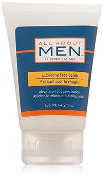 Upper Canada Soap All About Men Exfoliating Face Scrub