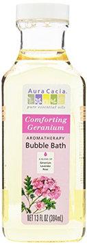 Aura Cacia Comforting Geranium (Heart Song) Bubble Bath