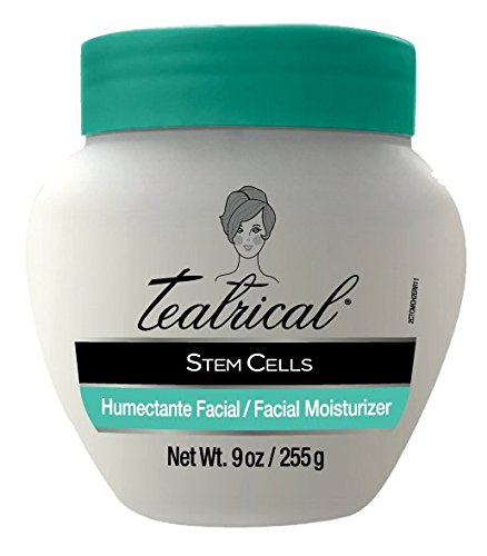 Teatrical Stem Cells Facial Moisturizer with Buddleja Stems GX Nourishing Stem Cells 9 oz