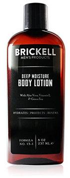 Brickell Men's Products Deep Moisture Body Lotion