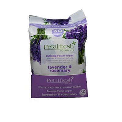 Petal Fresh Brightening Calming Facial Cleansing Wipes