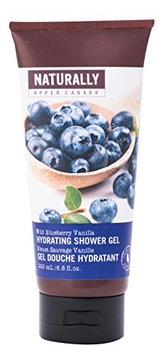 Naturally Hydrating Shower Gel