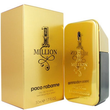Paco Rabanne One Million Eau de Toilette Spray for men