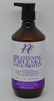 Nth Degree Brightening Purple Sage & Silk Protein Conditioner