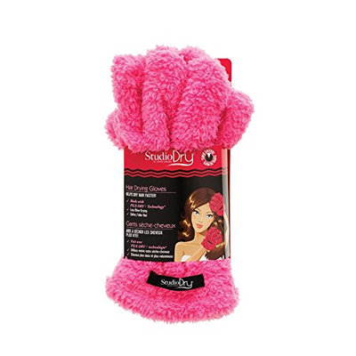 Upper Canada Soap Studio Dry Hair Drying Gloves