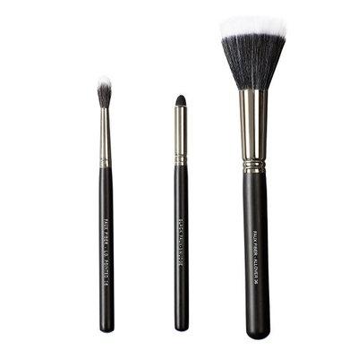 Makeover BKFT65 Vegan Love Faux Black Brush Set