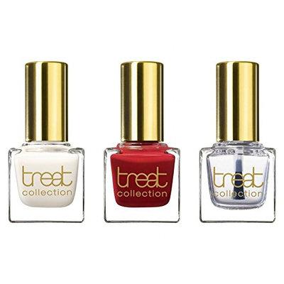Treat Collection Natural Nail Polish Trio