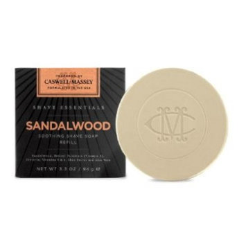 Caswell-Massey Sandalwood Shave Soap Refill