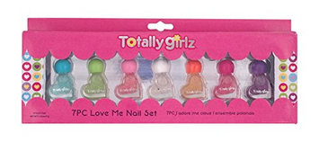 totally Girlz 7Piece Love Me Nail Set