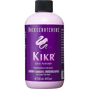 Backscratchers Extreme Glass Glaze Kikr Spray Activator