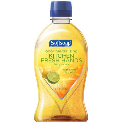 Softsoap® Liquid Hand Soap Kitchen Fresh Refill