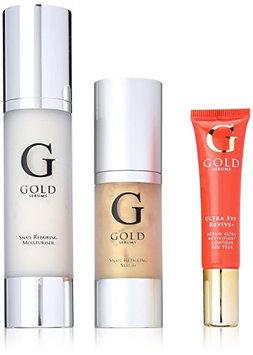 Gold Serums Bag Set Snail Repairing Serum