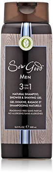 Sow Good 3-in-1 Natural Shampoo