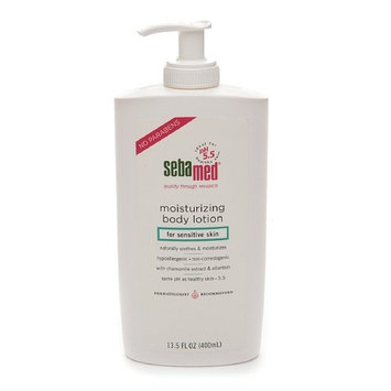 Sebamed Moisturizing Body Lotion Sensitive Skin 13.5 OZ