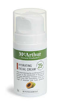 McArthur Natural Products Hydrating Facial Cream