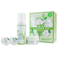 The Body Shop Aloe Sensitive Skin Kit