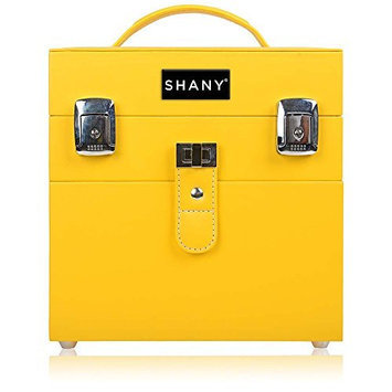 SHANY Color Matters - Nail Accessories Organizer and Makeup Train Case - Dessert Lime