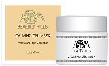 ASDM Beverly Hills Calming Gel Mask