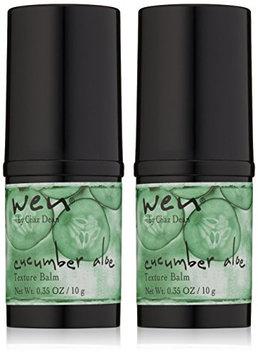 WEN by Chaz Dean Cucumber Aloe Texture Balm Duo Pomades