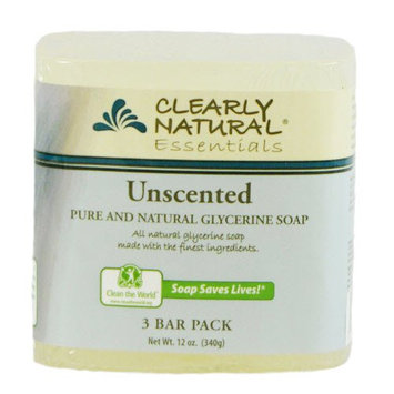 Clearly Natural Glycerine Bar Soap