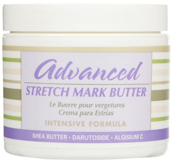 Basq Advanced Stretch Mark Butter 4 oz