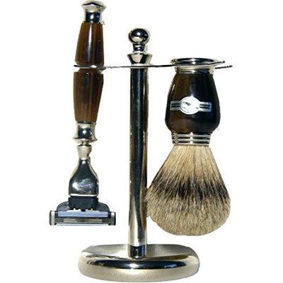 Golddachs Germany Galatith Shaving Set