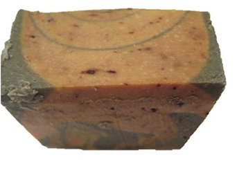 Britters Soap - Charcoal Beer Soap with Hops 4.5 - 5.5 oz Bars