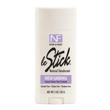 Nature de France Le Stick Deodorant-Gardenia
