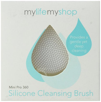 My Life My Shop Mini Pro 360 Facial Cleansing Brush with Silicone Replacement Head