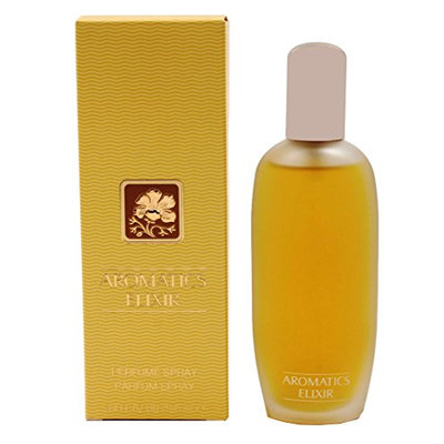 Aromatic Elixir Parfum Spray for Women by Clinique 3.4 Ounce