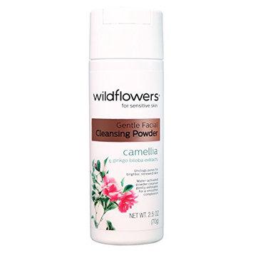 Wildflowers Gentle Facial Cleansing Powder