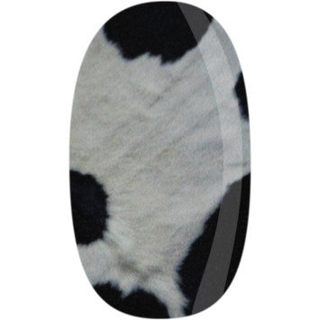 Skinz Nail Decals 24 Count Cow