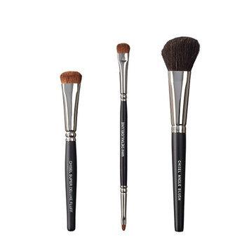 VEGAN LOVE The Chisel Collection Make Up Brush Set (Super Deluxe Fluff