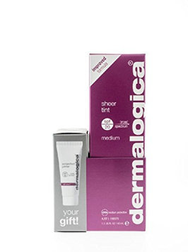 Dermalogica Sheer Tint Medium with Free Gift Skin Perfect Primer SPF 30