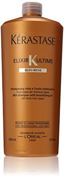 Kerastase Elixir K Ultime Bain Riche Shampoo with Beautifying Oil