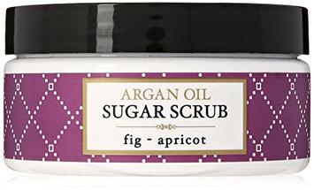 Deep Steep Argan Oil Sugar Scrub Apricot Fig