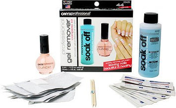 Onyx Professional Complete Nail Polish Remover Kit - Nail Polish Remover