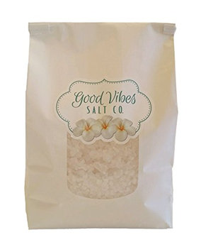 All-natural bath salts and foot soaks Good Vibes Healing Salts