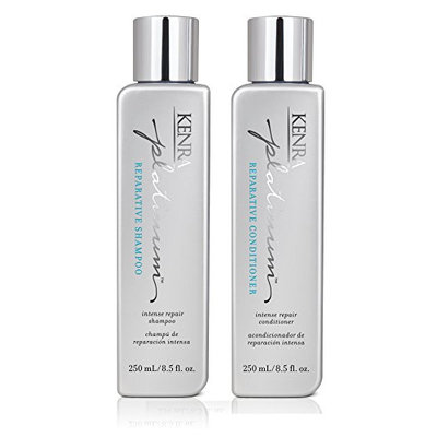Kenra Platinum Reparative Shampoo And Conditioner Set