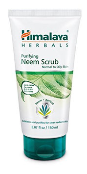 Himalaya Herbal Healthcare Purifying Neem Scrub